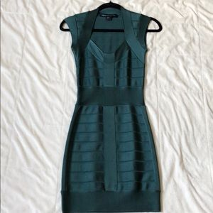 Green XS French Connection Dress